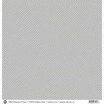 SRM Press - 12 x 12 Patterned Vinyl - Matte - Stripes - Grey