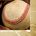 Scrappin Sports and More - Classic Sports Collection - 12 x 12 Double Sided Paper - Baseball
