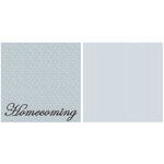 Scrappin Sports and More - Title Sports Collection - 12 x 12 Double Sided Paper - Homecoming