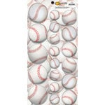 Scrappin Sports and More - Name of the Game Collection - Cardstock Stickers - Baseball