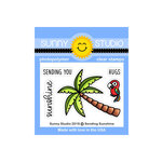Sunny Studio Stamps - Clear Photopolymer Stamps - Sending Sunshine