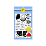 Sunny Studio Stamps - Clear Photopolymer Stamps - Slice of Summer