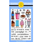 Sunny Studio Stamps - Clear Photopolymer Stamps - Summer Sweets