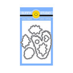 Sunny Studio Stamps - Christmas - Sunny Snippets - Dies - Christmas Trimmings