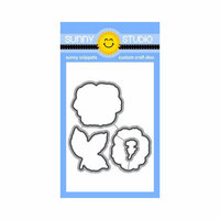 Sunny Studio Stamps - Sunny Snippets - Dies - Everything's Rosy