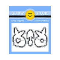 Sunny Studio Stamps - Sunny Snippets - Dies - Spring Greetings