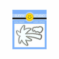 Sunny Studio Stamps - Sunny Snippets - Dies - Sending Sunshine