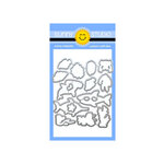 Sunny Studio Stamps - Sunny Snippets - Dies - Best Fishes