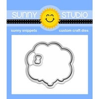 Sunny Studio Stamps - Craft Dies - Floating By