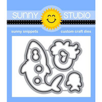 Sunny Studio Stamps - Craft Dies - Sea You Soon