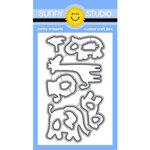 Sunny Studio Stamps - Craft Dies - Savanna Safari