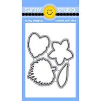 Sunny Studio Stamps - Craft Dies - Radiant Plumeria