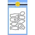 Sunny Studio Stamps - Craft Dies - Summer Sweets