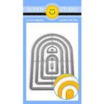 Sunny Studio Stamps - Craft Dies - Stitched Arch