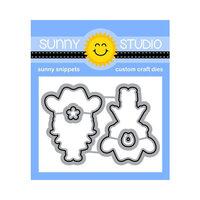 Sunny Studio Stamps - Craft Dies - Little Buckaroo