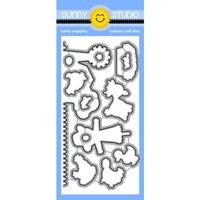 Sunny Studio Stamps - Craft Dies - Farm Fresh