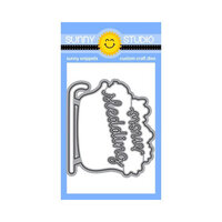Sunny Studio Stamps - Sunny Snippets - Dies - Sledding Critters