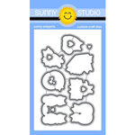 Sunny Studio Stamps - Craft Dies - Meow and Furever
