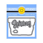 Sunny Studio Stamps - Craft Dies - Layered Basket