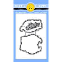 Sunny Studio Stamps - Craft Dies - My Otter Half