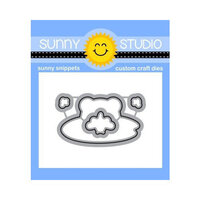 Sunny Studio Stamps - Craft Dies - Feeling Froggy