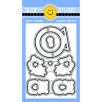 Sunny Studio Stamps - Craft Dies - Happy Hamsters