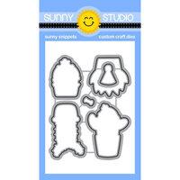 Sunny Studio Stamps - Craft Dies - Looking Sharp