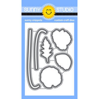 Sunny Studio Stamps - Sunny Snippets - Dies - Poppy Fields