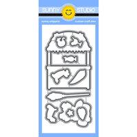 Sunny Studio Stamps - Craft Dies - Tiki Time