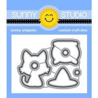 Sunny Studio Stamps - Halloween - Craft Dies - Bewitching
