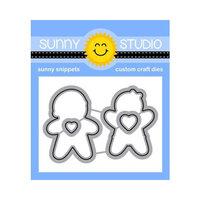 Sunny Studio Stamps - Craft Dies - Christmas Cookies