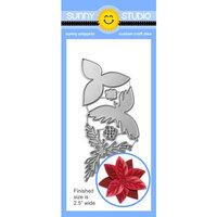 Sunny Studio Stamps - Christmas - Craft Dies - Pristine Poinsettia