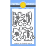 Sunny Studio Stamps - Sunny Snippets - Dies - Snow Kissed