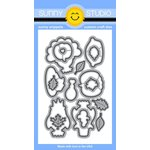 Sunny Studio Stamps - Sunny Snippets - Dies - Harvest Happiness
