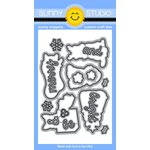 Sunny Studio Stamps - Sunny Snippets - Dies - Santa's Helpers