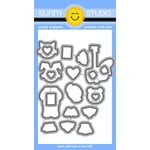 Sunny Studio Stamps - Sunny Snippets - Dies - Sending My Love