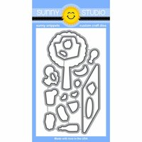 Sunny Studio Stamps - Sunny Snippets - Dies - Summer Picnic