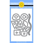 Sunny Studio Stamps - Sunny Snippets - Dies - Birthday Smiles