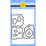 Sunny Studio Stamps - Sunny Snippets - Dies - Happy Home