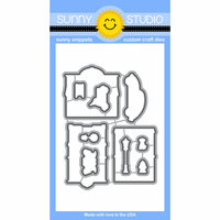 Sunny Studio Stamps - Sunny Snippets - Dies - City Streets