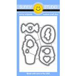 Sunny Studio Stamps - Sunny Snippets - Dies - Sweet Shoppe