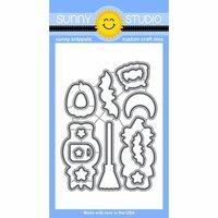 Sunny Studio Stamps - Sunny Snippets - Dies - Halloween Cuties