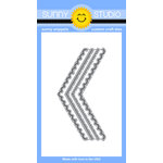 Sunny Studio Stamps - Sunny Snippets - Dies - Fishtail Banners II