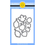 Sunny Studio Stamps - Sunny Snippets - Dies - Autumn Splendor