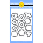 Sunny Studio Stamps - Christmas - Sunny Snippets - Dies - Christmas Icons