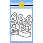 Sunny Studio Stamps - Christmas - Sunny Snippets - Dies - Little Angels