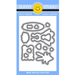 Sunny Studio Stamps - Sunny Snippets - Dies - Froggy Friends