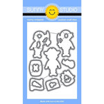 Sunny Studio Stamps - Sunny Snippets - Dies - Pirate Pals