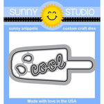 Sunny Studio Stamps - Sunny Snippets - Dies - Perfect Popsicles