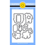 Sunny Studio Stamps - Sunny Snippets - Dies - Barnyard Buddies